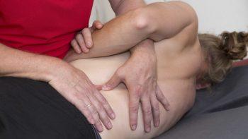 manuelleTheraphie lumbar roll